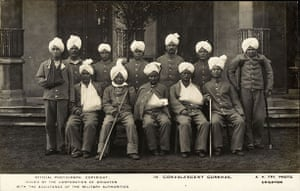 Brighton Royal Pavilion: Brighton Royal Pavilion as first world war hospital for Indian soldiers