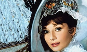 author unveils the story of real prof higgins and eliza doolittle audrey hepburn as eliza doolittle in the 1964 film version of my fair lady directed by george cukor photograph allstar warner bros sportsphoto allstar