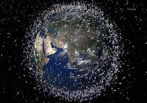 Top 10 Ecocide: Space Junk