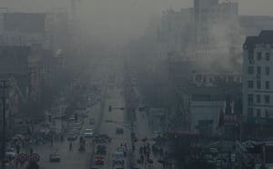 Top 10 Ecocide: Linfen in Shanxi province, China