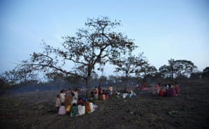 Top 10 Ecocide: Dongria Kondh : protest against Vedanta Resources to mine bauxite, India