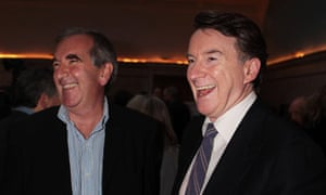 Robert Harris and Peter Mandelson