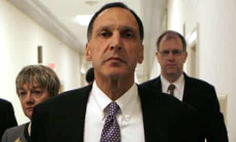 Former Lehman CEO Fuld testifies on Capitol Hill in Washington