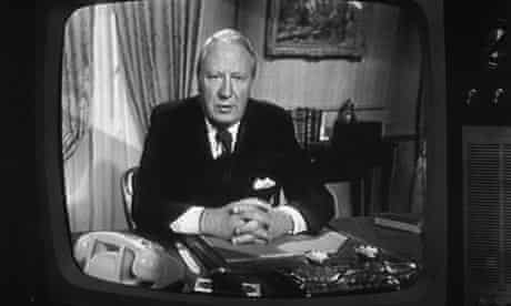 Edward Heath hung parliament