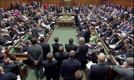 Prime Minister's Question Time - House of Commons