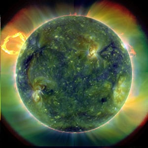 SDO: Solar Dynamics Observatory  : new NASA images of the sun
