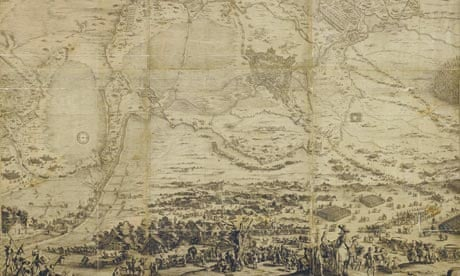 Jonathan Jones On The British Librarys Magnificent Maps Culture