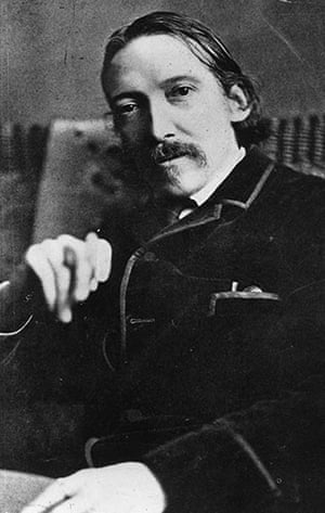 Literary Edinburgh: Scottish novelist, poet and travel writer Robert Louis Stevenson