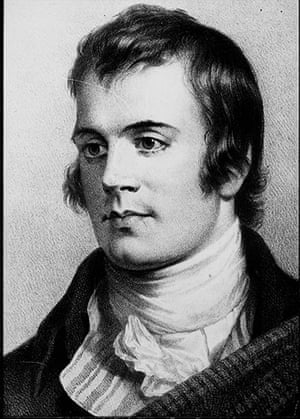 Literary Edinburgh: Robert Burns (1759-1796), Scottish poet