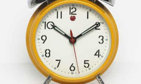 Tick-tock: keep track of time in a meeting.