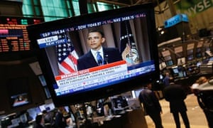 Wall Street Reacts To Obama speech