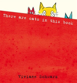 Kate Greenaway 2010: There Are Cats in This Book by Viviane Schwarz