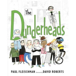 Kate Greenaway 2010: The Dunderheads by David Roberts