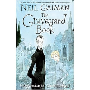 Kate Greenaway 2010: The Graveyard Book by Chris Riddell