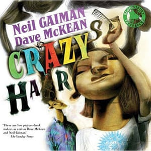 Kate Greenaway 2010: Crazy Hair by Dave McKean