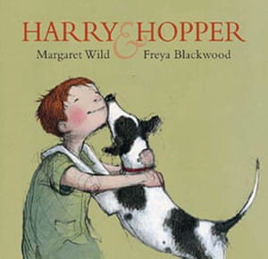 Kate Greenaway 2010: Harry & Hopper by Freya Blackwood