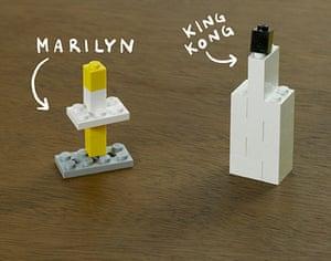 Christoph Niemann Lego