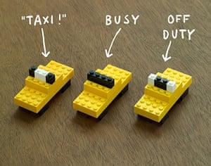 I Lego NY: A Christoph Niemann lego illustration