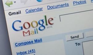 Gmail, Google Mail's web based email