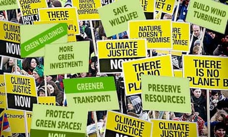 What green groups want
