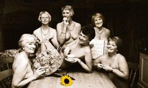WI calendar girls