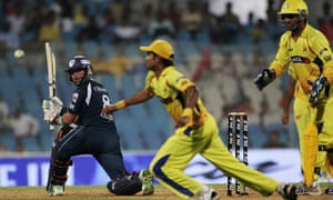 Deccan Chargers v Chennai Super Kings - IPL Semi Final 2