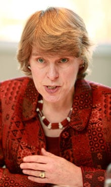 Anna Walker, chief executive of the Healthcare Commission, got £68,000 in bonuses