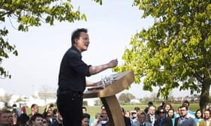 David Cameron in Thurrock