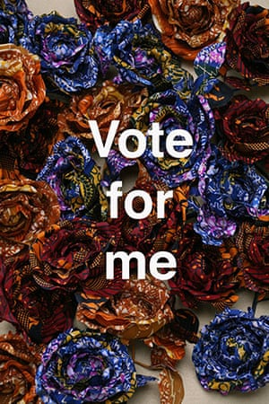 Poster politics: Yinka Shonibare
