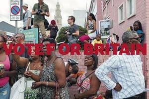 Poster politics: Martin Parr