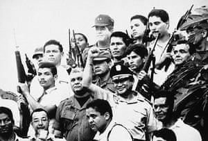 Manuel Noriega: 4 October 1989: General Manual Noriega