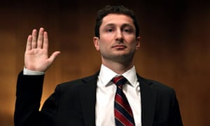 Goldman Sachs Executive fabrice tourre Testify At Senate Hearing On Financial Crisis