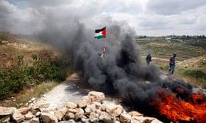 Protest in Nabi Saleh