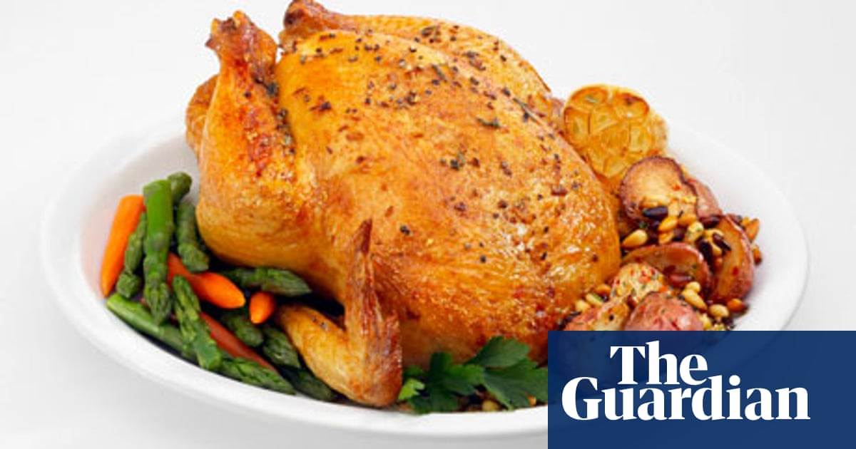 The perfect roast chicken | Life and style | The Guardian