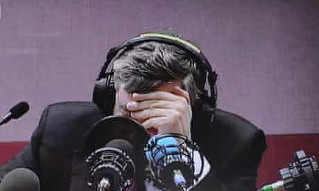 Gordon Brown on the Jeremy Vine show after calling a member of the public a bigot