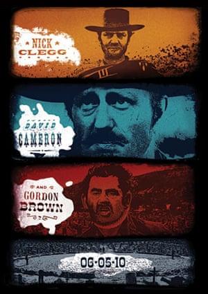 Reader political posters: Richard Evans