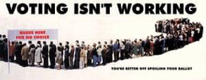 Reader political posters: Guy Denning