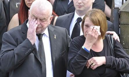 Jonathan Burgess funeral