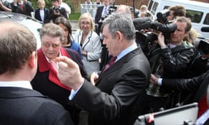 28c57b12fedb How Gordon Brown s bigot gaffe unfolded