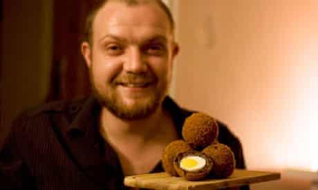 Manchester egg