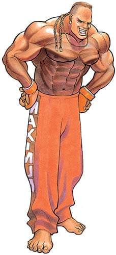 Street Fighter The Top 20 Characters Of All Time Games The Guardian