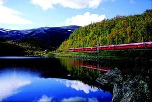 10 best train journeys: Bergen line