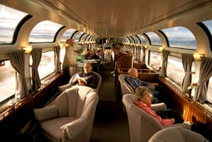 10 Of The Best Train Journeys Travel The Guardian