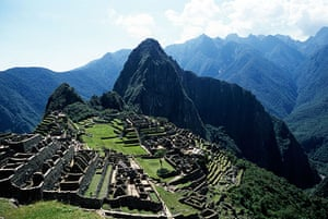 10 best train journeys: Machu Picchu