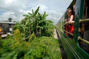 10 best train journeys: The Eastern and Oriental Express