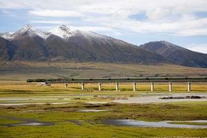 10 best train journeys: Qinghai-Tibet Railway