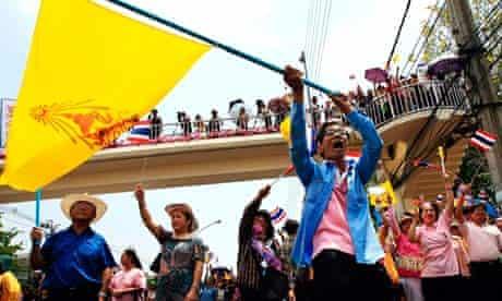 Thailand unrest