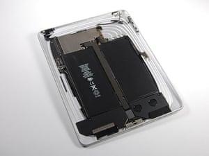 iPad disassembled: iPad disassembly