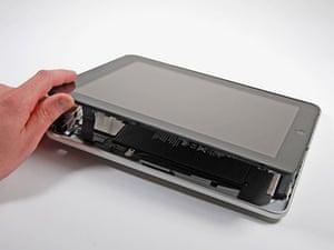 iPad disassembled: inside the iPad