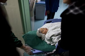China school violence: A child who was attacked at the Zhongxin Kindergarten is transferred